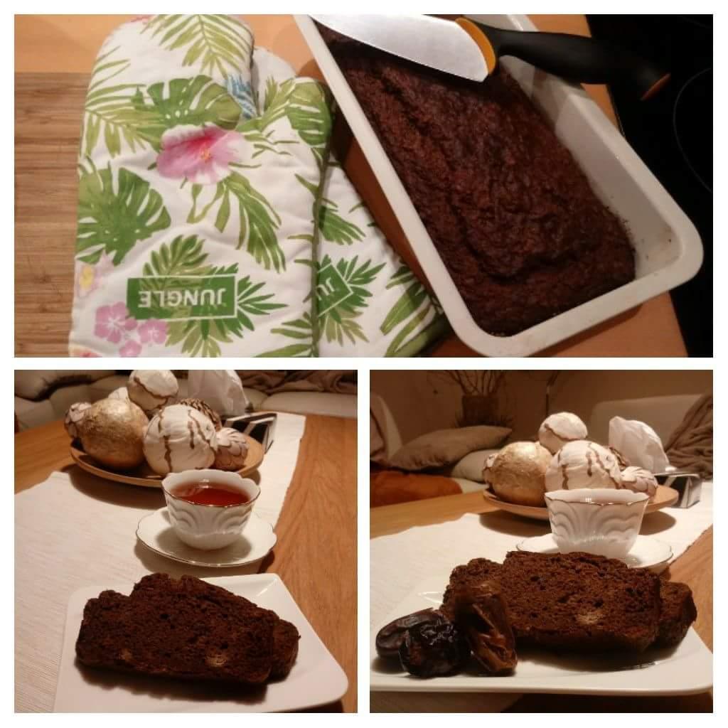 ciasto daktylowe przepis