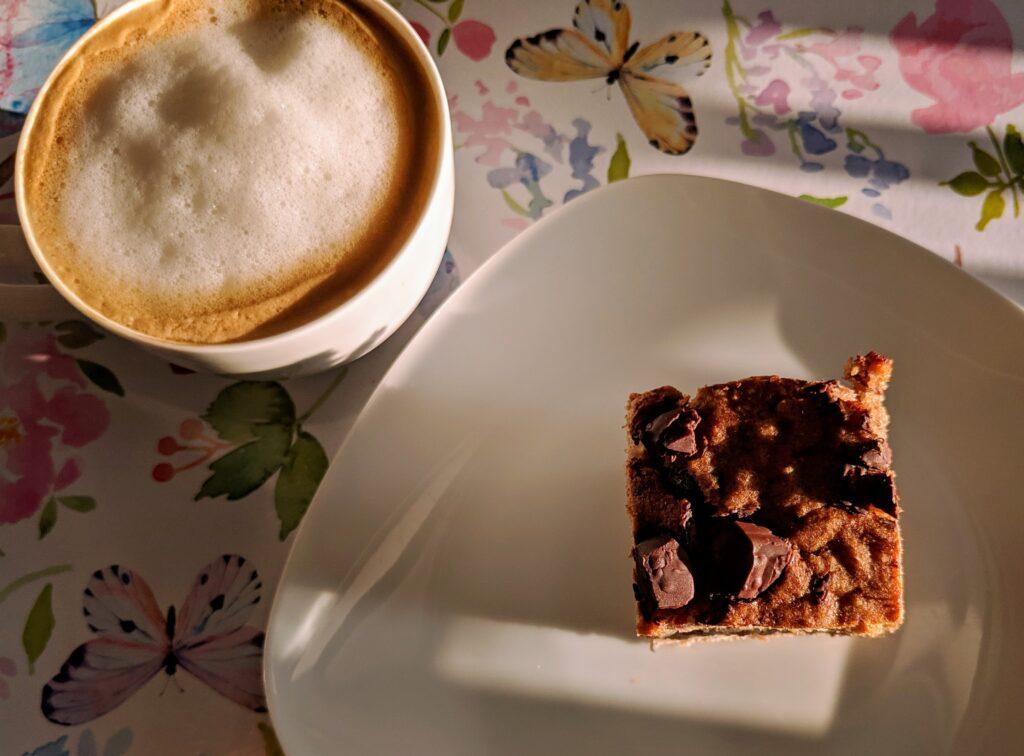 Najprostsze ciasto daktylowe